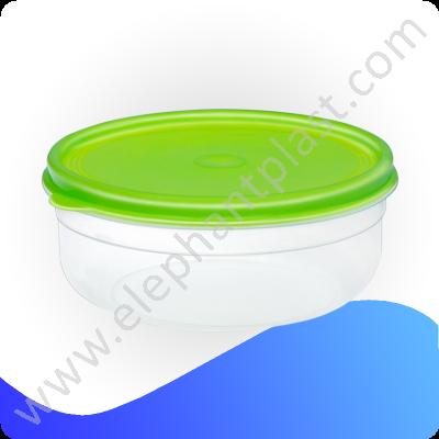 Бутербродница круглая 0,5 л 094
