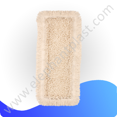 Насадка для плоской швабры хлопковая 40 см TP861