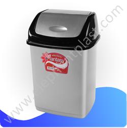 """Ведро для мусора с перекидным верхом 10 л """"Fantasy"""" 09402"""