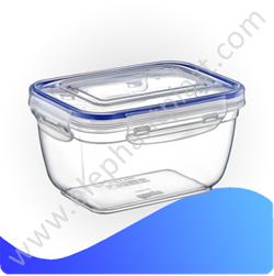 Контейнер пищевой воздухонепроницаемый прямоугольный глубокий 1000 мл 30122