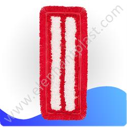 Насадка для плоской швабры из микрофибры 50 см TP865