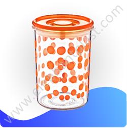Контейнер пищевой круглый с герметичной крышкой 1,2 л SA756