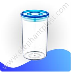 Контейнер пищевой круглый с герметичной крышкой 1,2 л SA755
