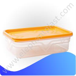 Контейнер пищевой прямоугольный 0,65 л AP9039