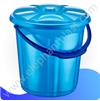 Ведро для воды «Стиль» с крышкой 19,5 л 09105