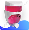 """Дозатор для жидкого мыла """"AQUA 650 ml"""" 702"""