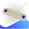 Насадка для плоской швабры 40 см хлопковая веревка YKD01X