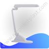 Настольная лампа PLANE-70/G23/SILVER 5300950